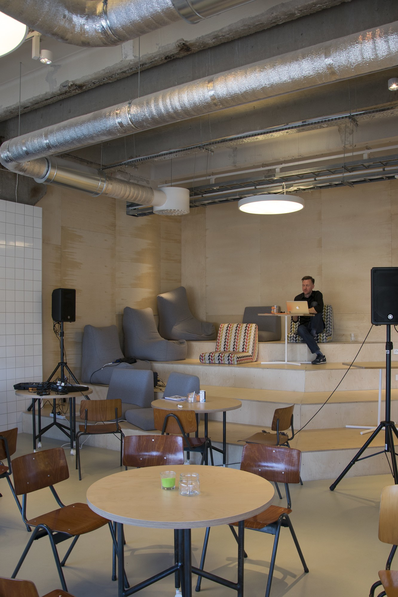 An Exclusive Look Inside Vinteds New Vilnius Headquarters  Officelovin