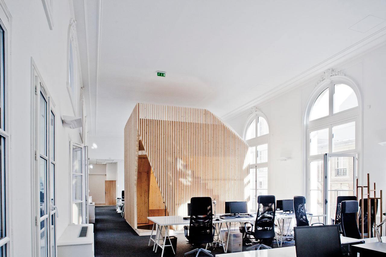 Inside Ekimetrics Gorgeous Offices in Paris  Officelovin