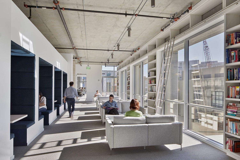 A Look Inside Vox Medias Elegant New York City Office