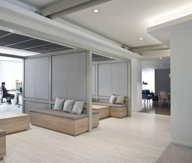 Take A Look At Gfks Elegant Milan Office