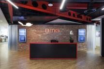 Bmg Headquarters In London - Officelovin'