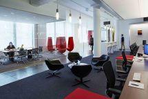 Infor Ultra Modern Headquarters In York City