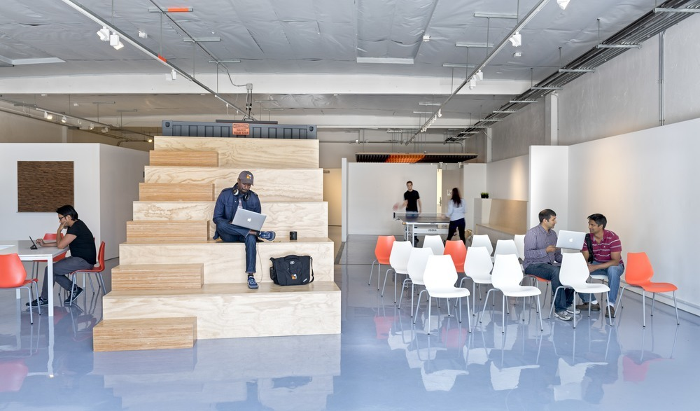 A Tour of The Kennels Tech Incubator in Palo Alto