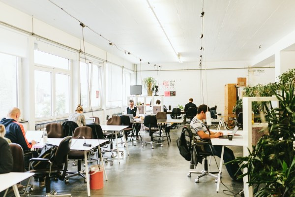 Tour Of Betahaus Super Cool Coworking Space In Berlin