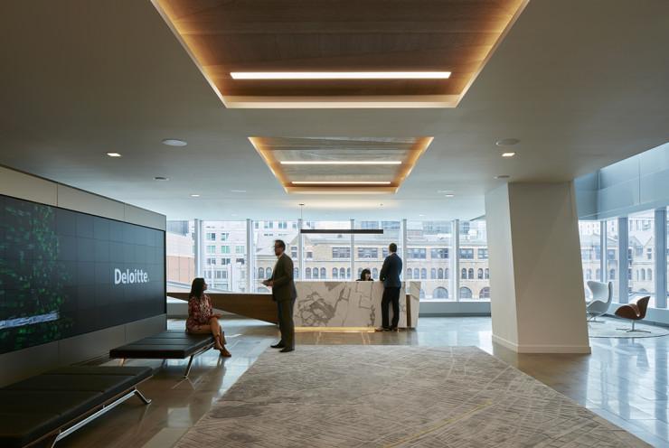 Inside Deloittes New Elegant Montreal Office Officelovin