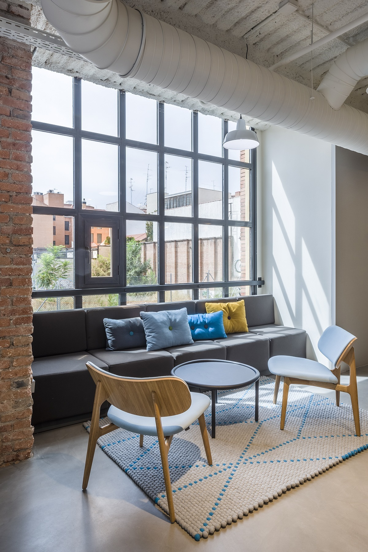 A Tour of Googles Beautiful New Campus in Madrid