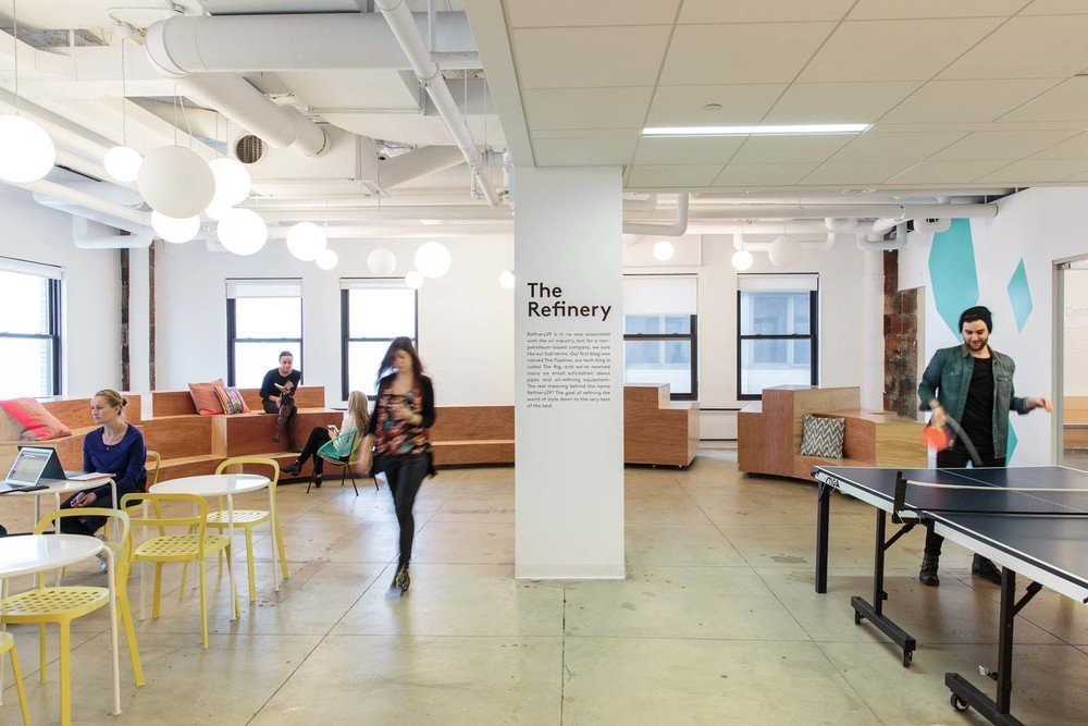 Another Look Inside Refinery29s Stylish NYC Headquarters