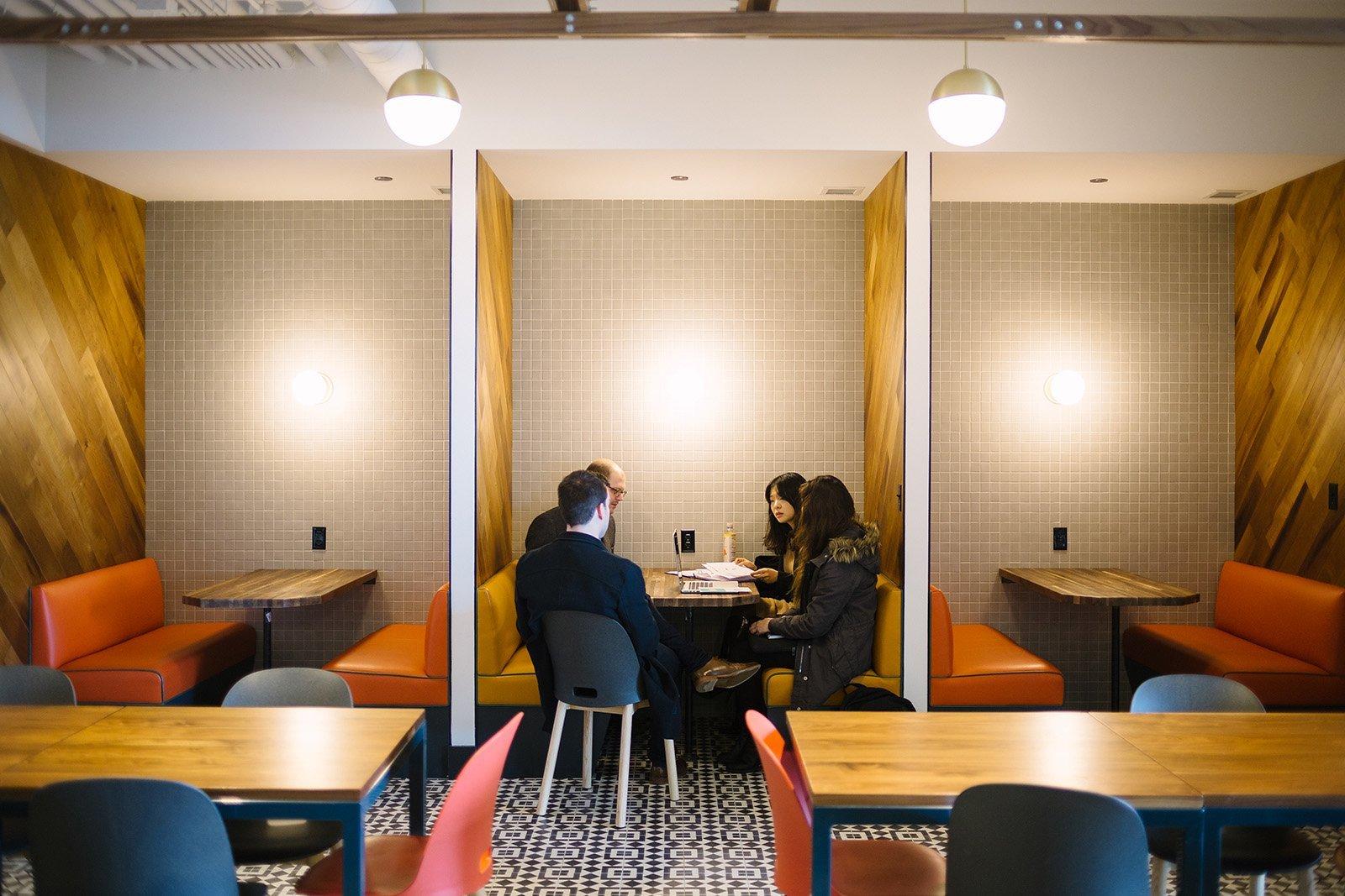 A Tour of WeWork  Grant Park  Officelovin