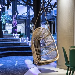 Hanging Chair Swing Directors Cover A Tour Of King's New Super Cool Stockholm Office - Officelovin'