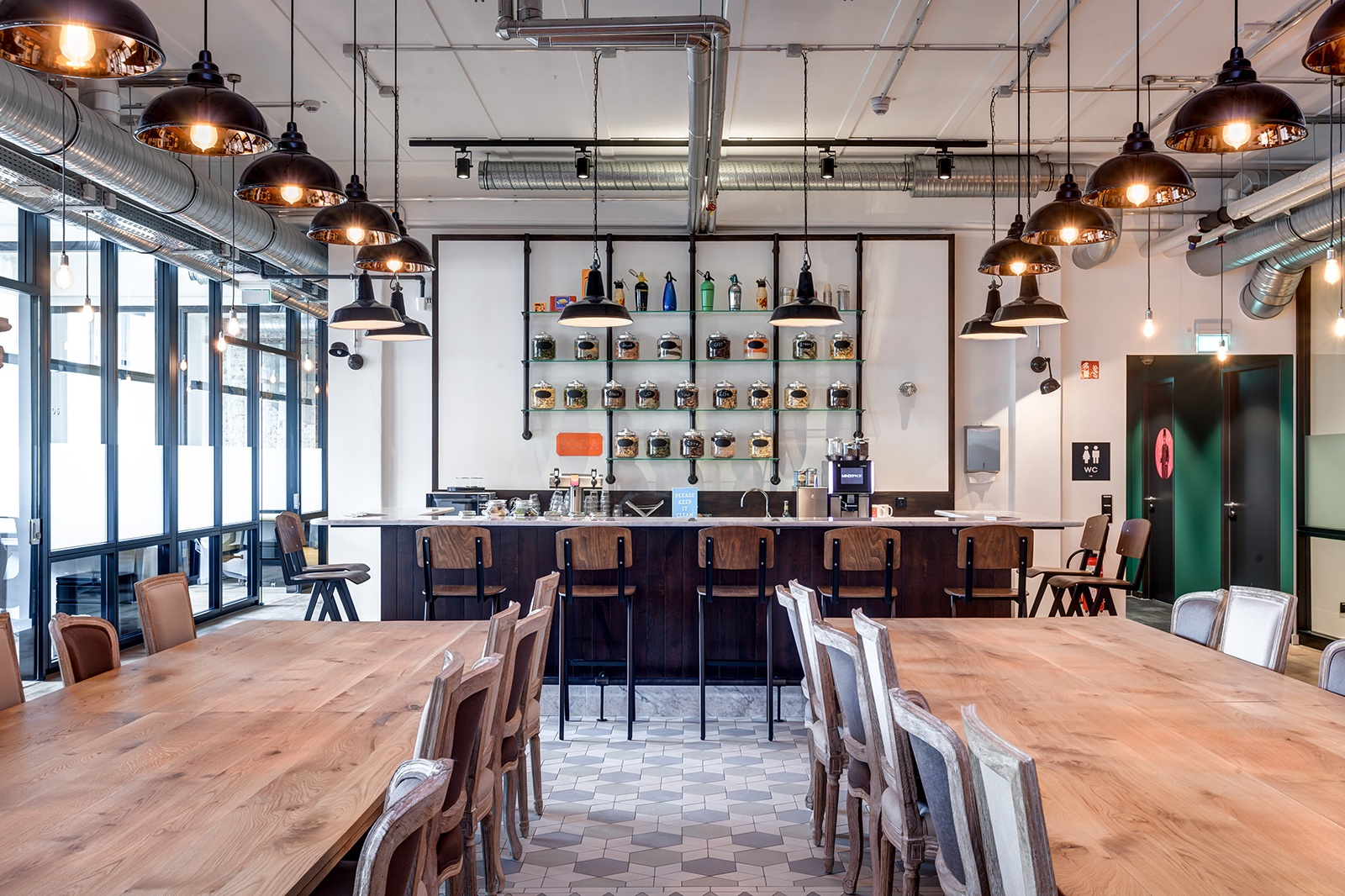 A Tour of Mindspaces Super Cool Hamburg Coworking Space