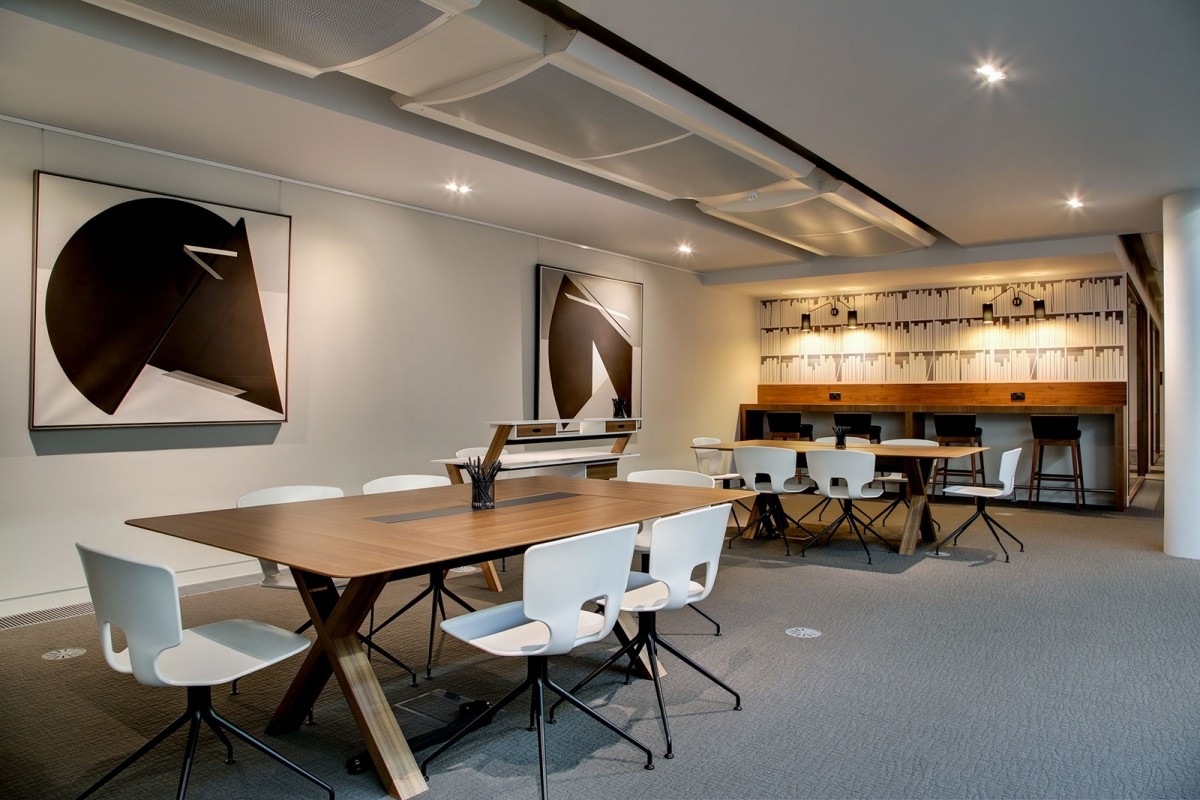 A Tour of The Clubhouse London  Officelovin