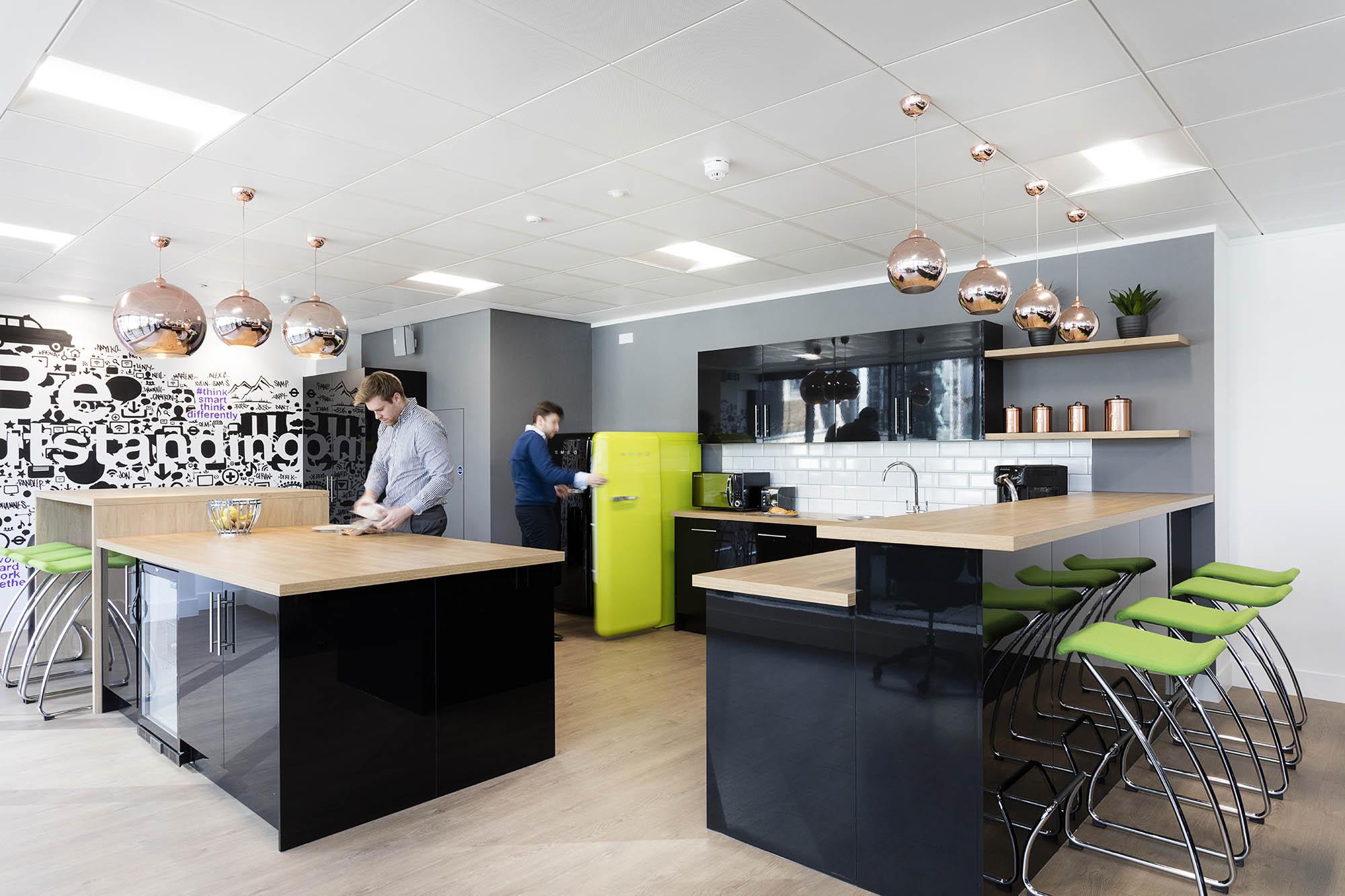 A Peek Inside Nicoll Curtins New London Office  Officelovin