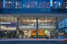 Tour Of Deloitte Sleek Toronto Office - Officelovin'