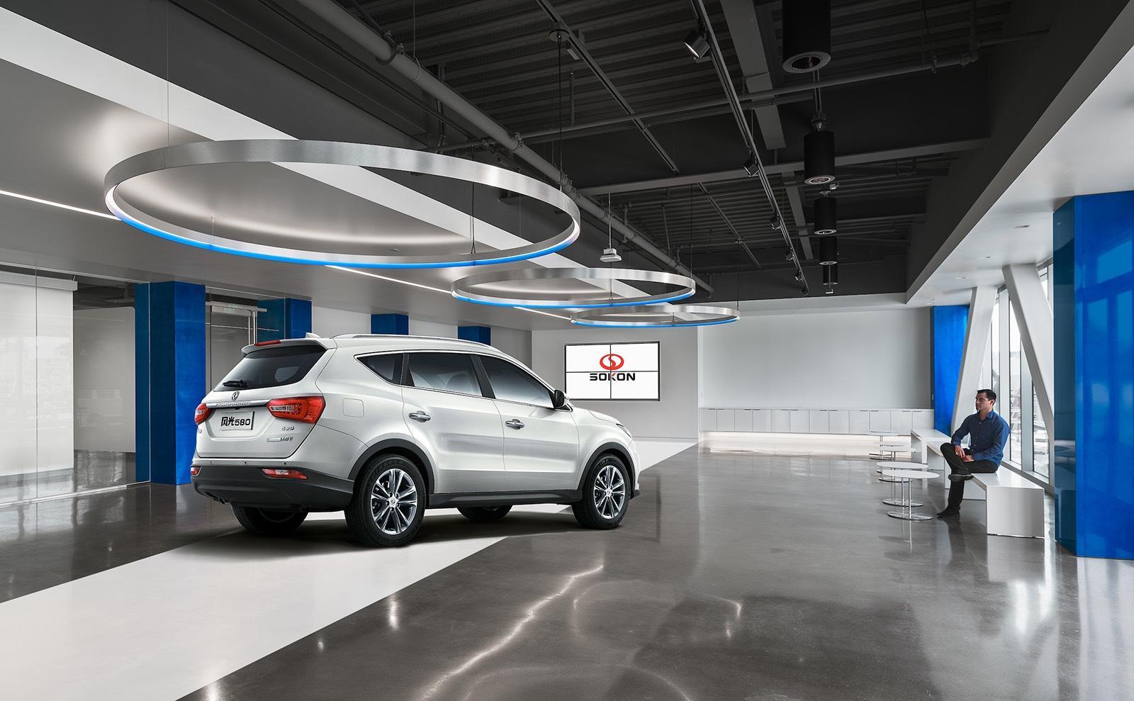 Inside Sokon SF Motors New Santa Clara Headquarters