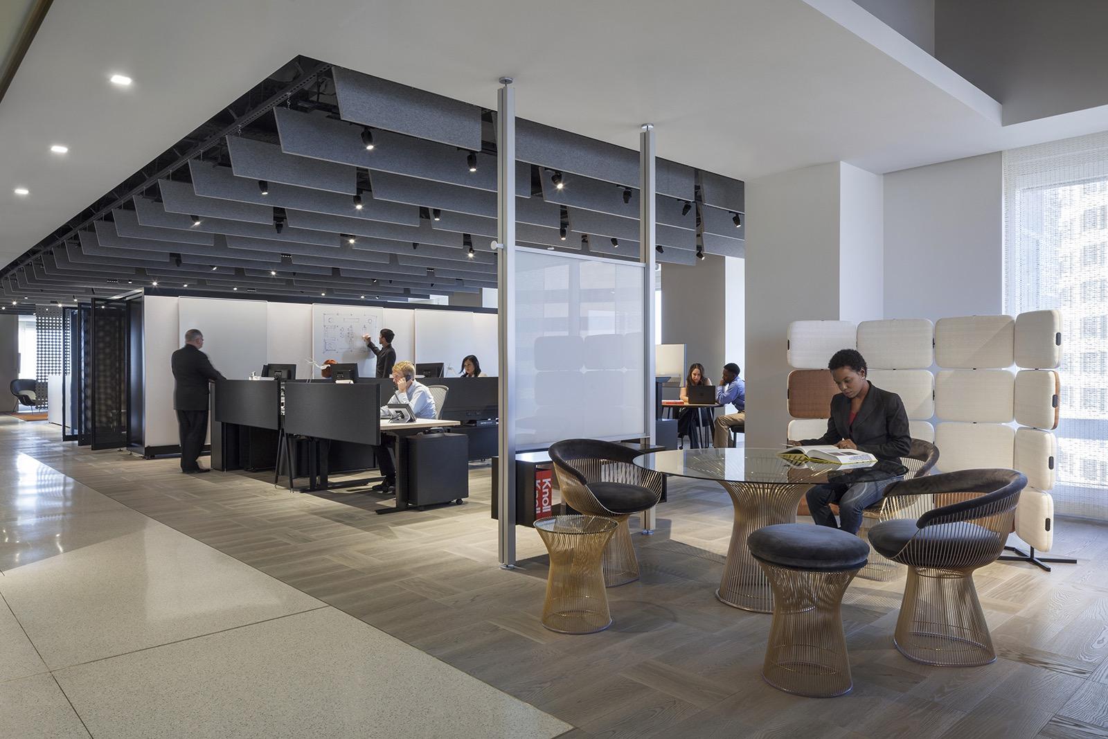 A Tour Of Knolls Sleek New Los Angeles Office Officelovin