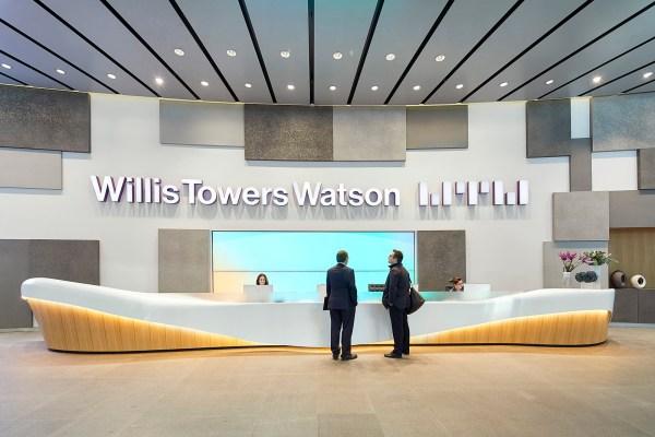 Tour Of Willis Towers Watson London Hq - Officelovin'