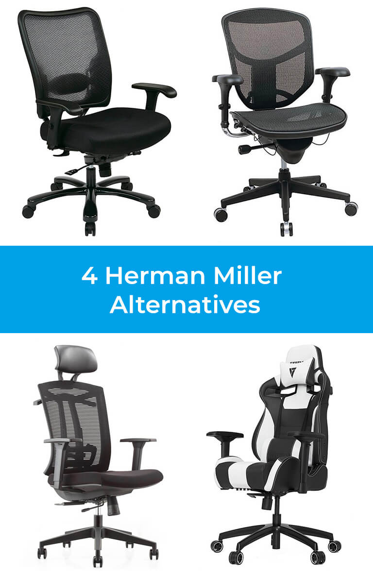 4 Quality Herman Miller Alternatives That Are Also Cheap