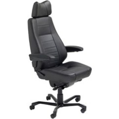 Recliner Office Chair Nz Baby Sitting For Car Chairs Seating Officemax Kab Controller 24 7 With Arms Headrest Black