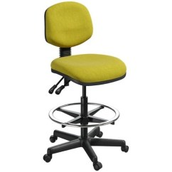 High Lift Office Chair Nz Antique Spindle Rocking Studio 2 30 Task Highlift Levers Bond Fabric Lemoncello Officemax