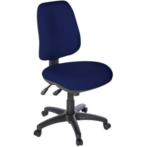 ergonomic chair levers cover hire bradford tactic high back 3 navy fabric officemax nz