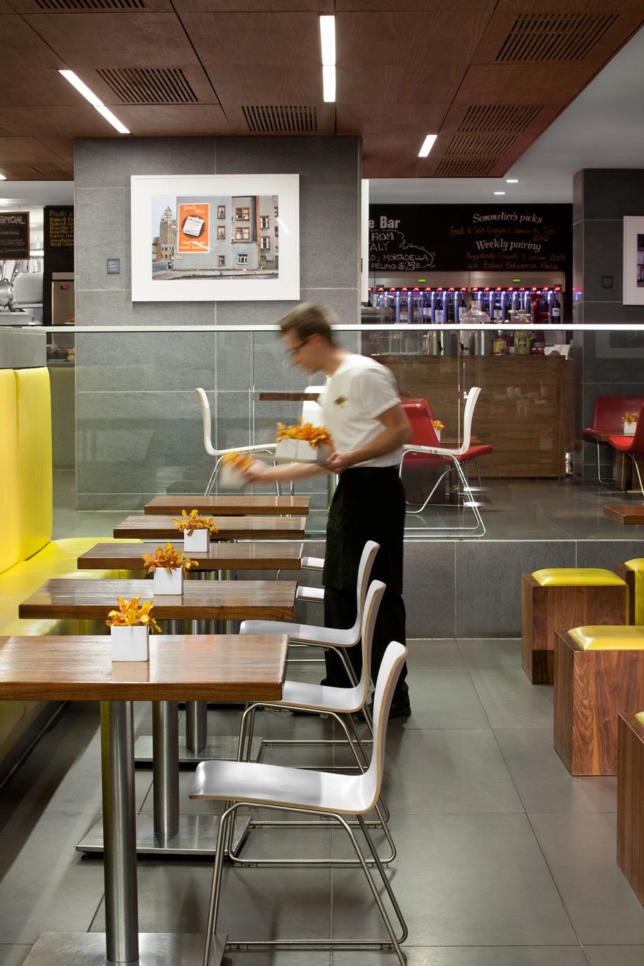 office of mcfarlane biggar architects  designers  giovane caf  bakery  deli