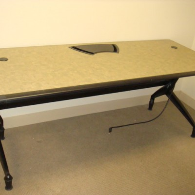 Vecta 72 X 30 Training Tables Used Office Furniture