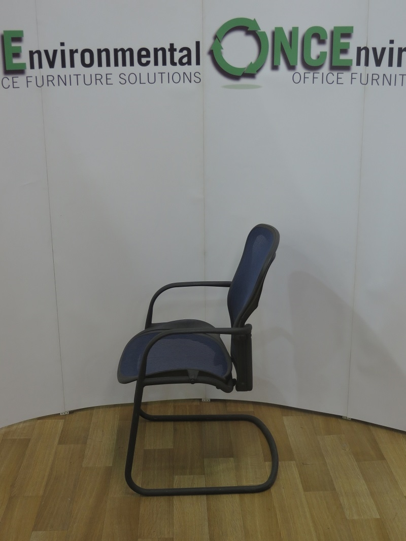 vitra office chair price resin folding chairs used herman miller aeron cantilever visitors arm