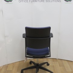 White Ergonomic Office Chair Uk Morris Antique Used Chairs Sitag World Task Available In Any Colour Fabric