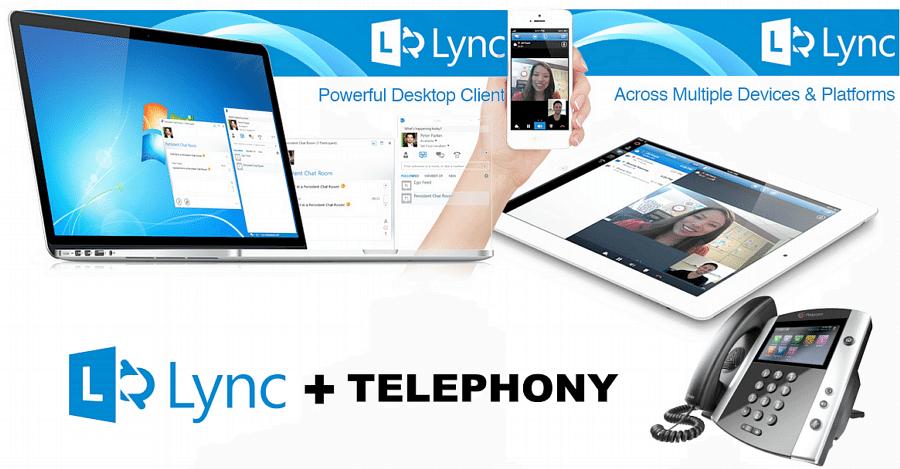 LYNC TELEPHONY INTEGRATION