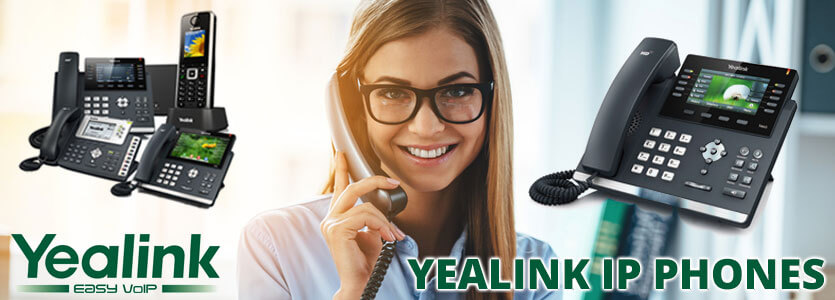 Yealink IP Phones Dubai UAE