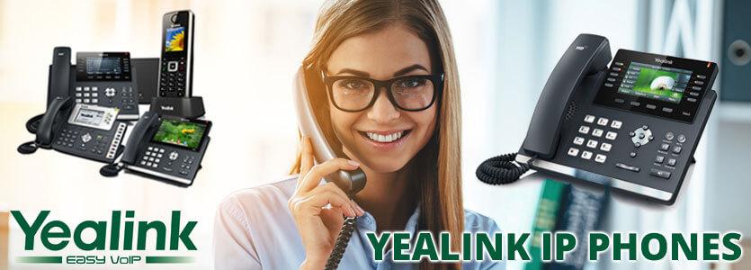 Yealink IP Phones Dubai UAE