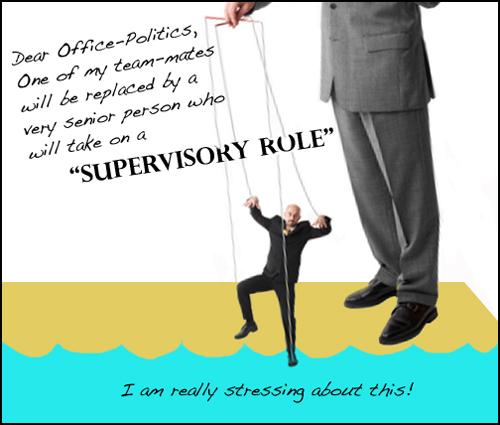 Office Politics » Am I Being Demoted?
