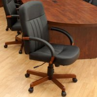 Conference Chairs, Leather Office Chairs - OfficePope.com