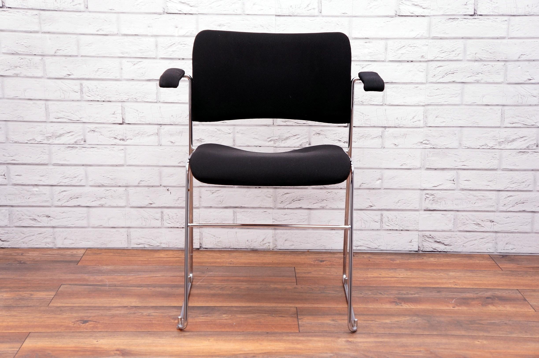 David Rowland Howe 40 4 Armchair In Black