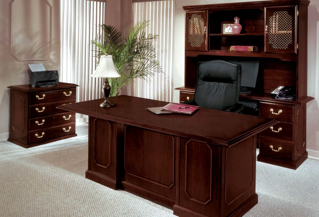 DMIFlexsteel Governors Series Desk  Office Resource Group