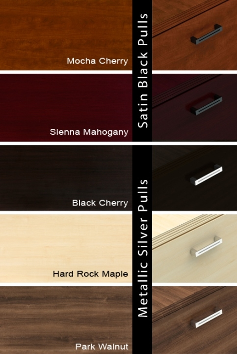 Cherryman Amber 18ft Racetrack Top Laminate Conference