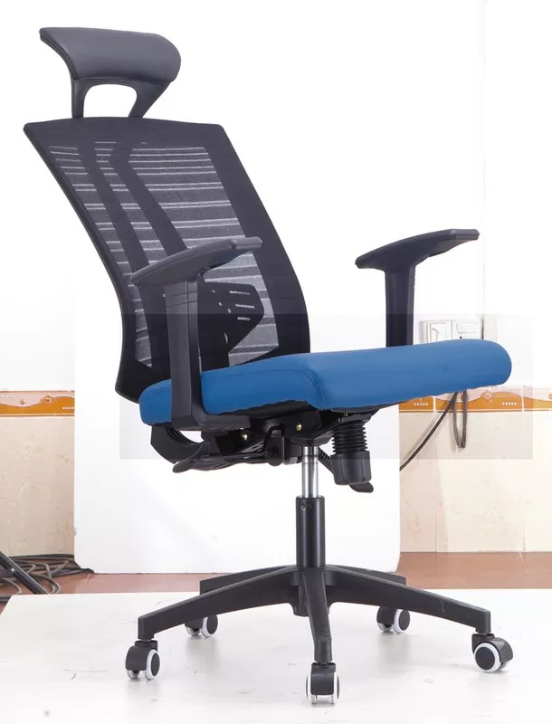 revolving chair mechanism lift medicare form black and blue economical office chairs for executive manager frog