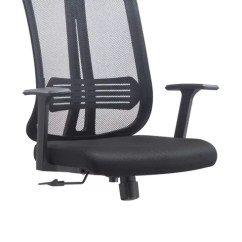 Office Chairs With Wheels Baby Boy High Chair Contemporary Economical Mesh Back Puncture China Proof Supplier