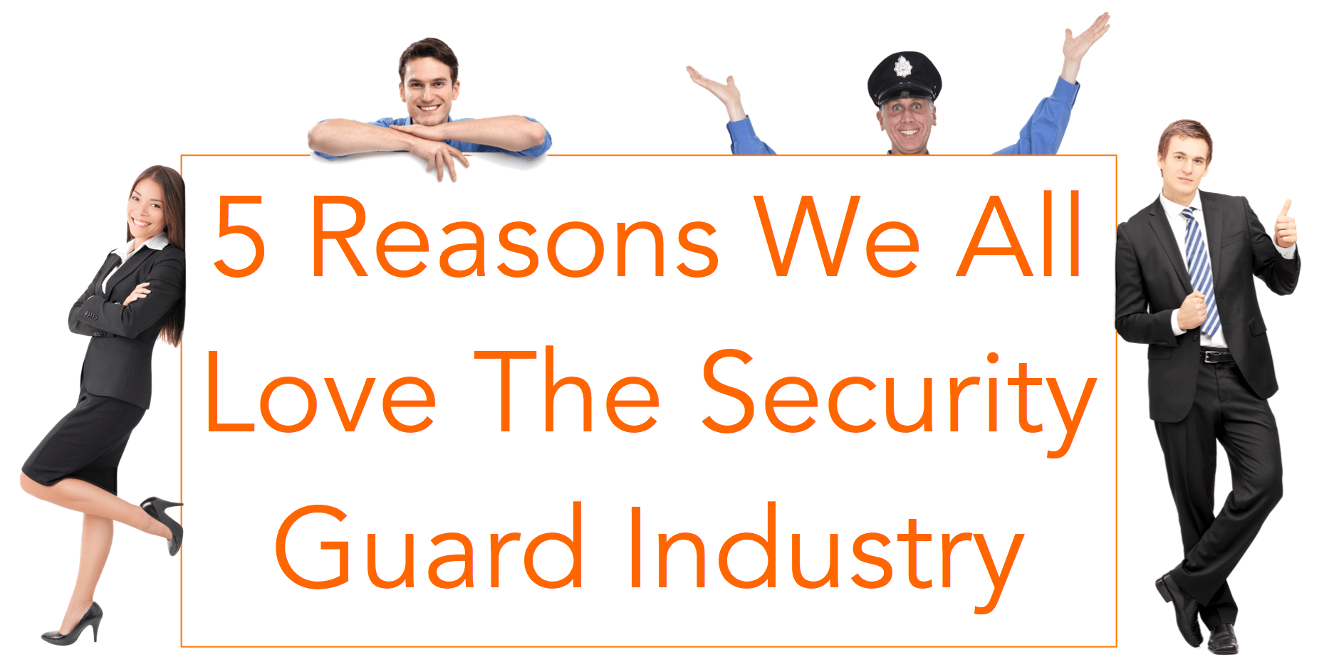 Security Guard Services Industry
