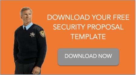 Security Guard Proposal CTA