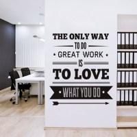 40 Genius Office Wall Decor Ideas
