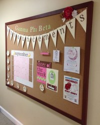 40 Best Office Notice Board Ideas