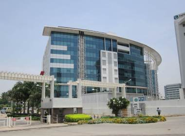 Office space in Embassy Golf Links Business Park, Bangalore