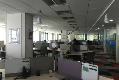 Office Space in Commissariat Road, Bangalore