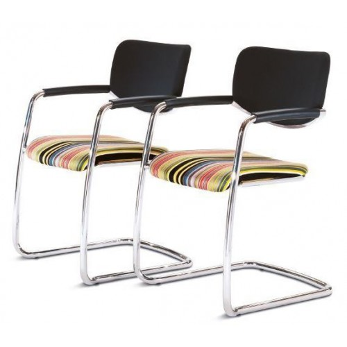 haworth zody chair upholstered with arms guest sled base szg 22 1 szg221 jpg