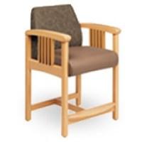 Spec Healthcare Cooper Mission Hip Chair, Hi Chair