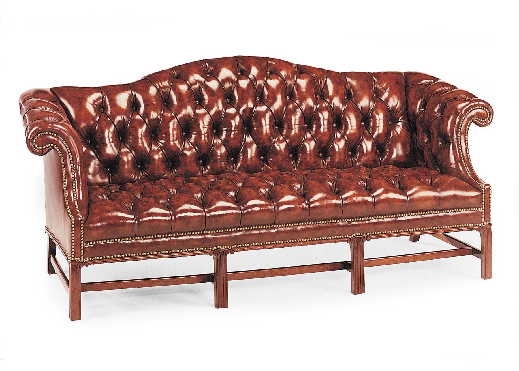 camel tufted sofa chaise de 300 00 cabot wrenn cw2863 camelback three seater