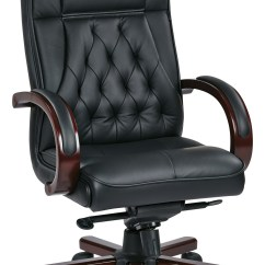 Office Chair Executive Leather Rentals Okc Star Twn300l 3 With Royal