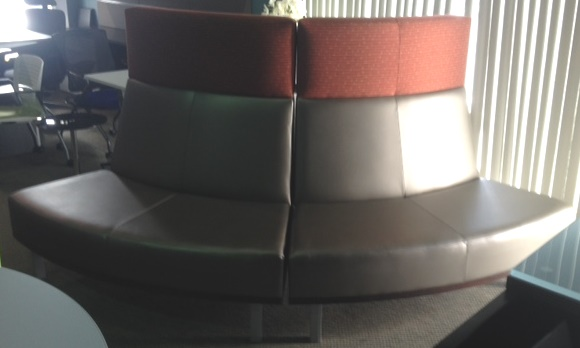 JSI Connect Lounge Seating Floor Model