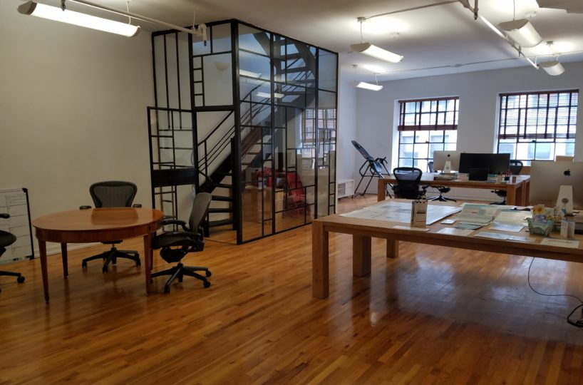 Spaces Commercial office space New York  Manhattan